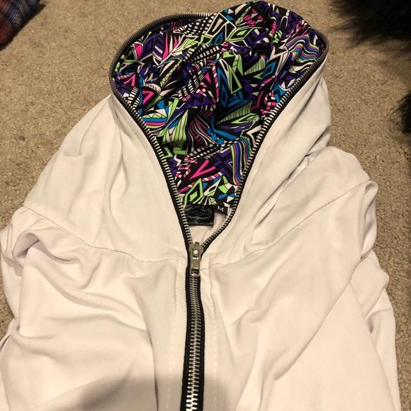 22ff5301 Zara terez hoodie size m